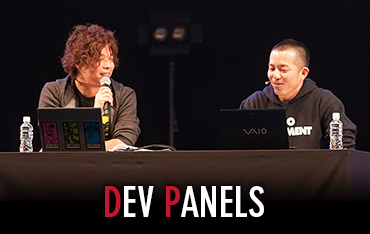 Dev panels and Q&A sessions